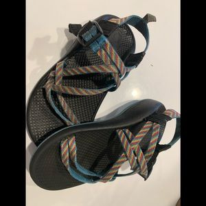 Chacos girls sandals size 2